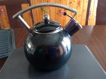 Tea kettle in Bolling AFB, DC