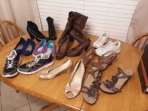 Size 10 women's shoes in Alamogordo, New Mexico