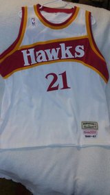 Atlanta Hawks #21 in Tacoma, Washington