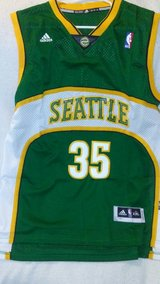 Seattle Super Sonics in Fort Lewis, Washington