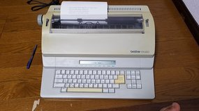 Used Brothers EX-630 electronic typewriter Office School Personal in Okinawa, Japan