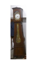 """france Grandfather clock """" Comtoise clock """" in Ramstein, Germany"""