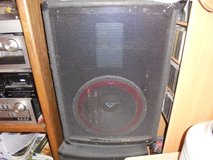 2 Cerwin vega professional sound system speakers in Alamogordo, New Mexico