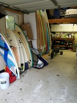 SURFBOARD AND PADDLEBOARD Sale/NOW/ SATURDAY 10/14 in Wilmington, North Carolina