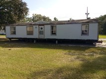 1990 double-wide mobile home ,wind zone 2 in Hinesville, Georgia
