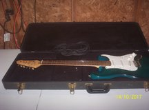 Austin Electric Guitar with Hardshell Case in Fort Leonard Wood, Missouri