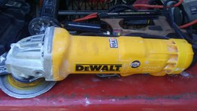 Dewalt grinder in Camp Lejeune, North Carolina