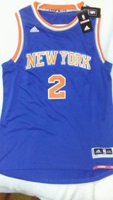 New York Knicks in Fort Lewis, Washington
