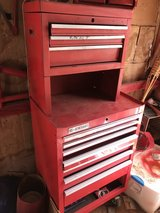 Red General Toolbox in Alamogordo, New Mexico
