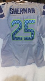 Seattle Seahawks #25 in Fort Lewis, Washington