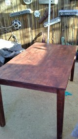 Ding Room Table - Solid Maple in Yucca Valley, California