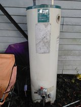 used gas hot water heater. works in Rolla, Missouri