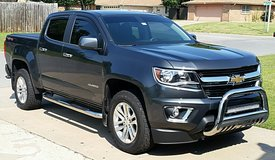 2016 Chevy Colorado 4X4 Crew Cab in Lawton, Oklahoma