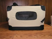 Near New Canvas Pet Carrier in Alamogordo, New Mexico