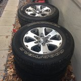 Ford F150 Wheels & Tires in Fort Meade, Maryland