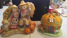 Halloween Partylite tealight holders in Lockport, Illinois
