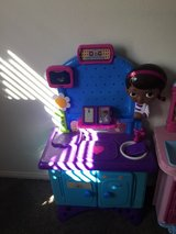 disney princess kitchen/ doc mcstuffins doctor set in Yucca Valley, California