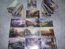 50 pk Thomas Kinkade Postcards in The Woodlands, Texas