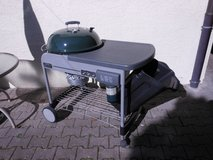 WEBER EXCELLENCE CHARCOAL/GAS GRILL in Ramstein, Germany