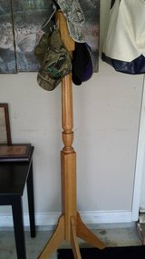 Hat/coat rack in Leesville, Louisiana