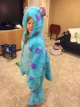 sully mosters inc plush costume in Joliet, Illinois
