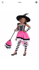 Chasing fireflies witch costume size 6 in Oceanside, California