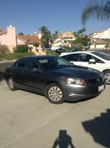 2008 Honda Accord 4d in Oceanside, California