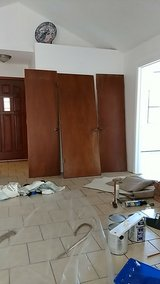 interior doors with hard hinges and door knobs in Alamogordo, New Mexico