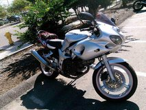 2002 Suzuki SV650S in Hemet, California