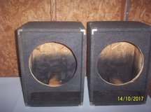 Pair of Speaker Boxes in Fort Leonard Wood, Missouri