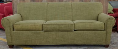 GREEN COUCH in Cherry Point, North Carolina