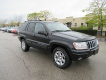 2002 Jeep Grand Cherokee in Naperville, Illinois