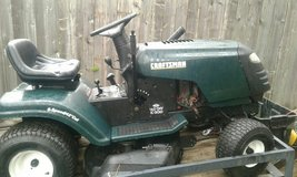 Craftsman Riding Mower in Perry, Georgia
