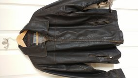 Leather jacket (need gone asap) in Fort Campbell, Kentucky