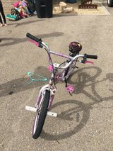 Girls bike in Alamogordo, New Mexico