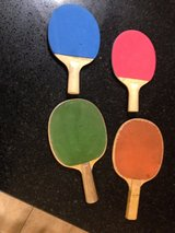 Ping Pong Paddles (4) in Joliet, Illinois