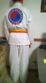 Eagle Academy martial arts uniforms in New Lenox, Illinois
