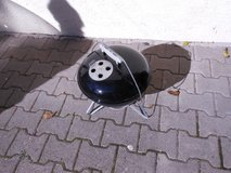 Weber small grill in Ramstein, Germany