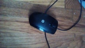 Hp corded mouse in Warner Robins, Georgia