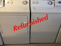Great Refurbished GE Washer/Gas Dryer in Barstow, California
