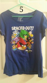 2XL Angry Birds Womans shirt, Like new! in Alamogordo, New Mexico