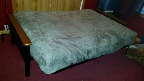 Futon full size metal frame in Shorewood, Illinois