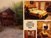 cabin  pigeon forge tn cabin for rent november occupancy in Joliet, Illinois