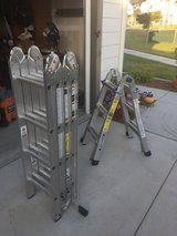 2 ladders for sale in Camp Pendleton, California