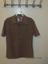 Boy's Tony Hawk Button Front One Pocket Short Sleeve Casual Shirt - Size 10/12 in Glendale Heights, Illinois