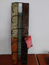 Iron metal  bottle or towel hanging rack in Ansbach, Germany