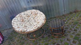 Chair With table in Ramstein, Germany