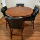 Wooden Dining Table Set For Sale! in CyFair, Texas