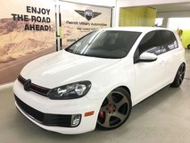 2014 VW GTI Wolfsburg - ONLY 50,000 miles! in Hohenfels, Germany