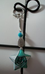 Origami Key Chain - Peace in Conroe, Texas